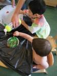 KDIs: Listening and Responding, Exploring Art Materials