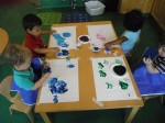 KDIs: Exploring Art Materials, Speaking