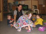 KDIs: Group Participation, Enjoying Stories, Rhymes, and Songs