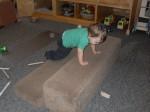 Key Developmental Indicators: Movement of whole body.