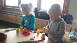 Key Developmental Indicator: Playing with others.