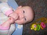 Key Developmental Indicator: Nonverbal communication.